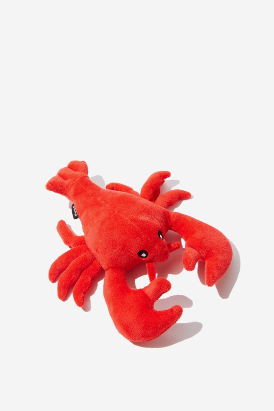 Doggo Plush Pet Toy, LOBSTER