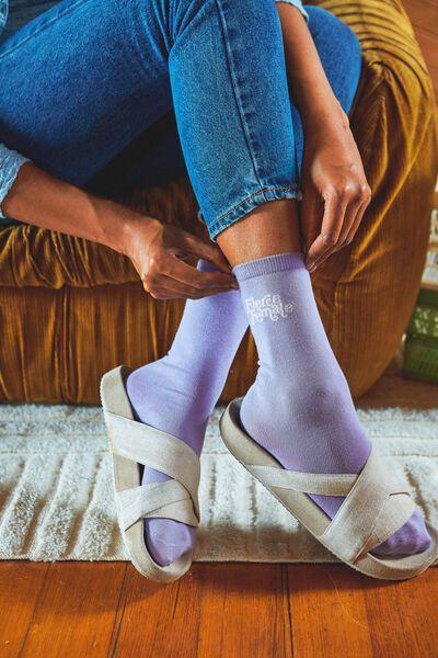 Socks, FIERCE FEMALE