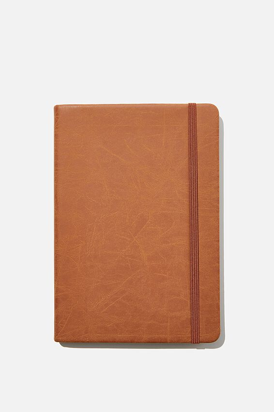 A5 Buffalo Journal, MID TAN