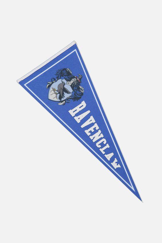 Pennant Wall Flag, LCN WB HP RAVENCLAW