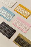 Oh Shift Wireless Keyboard, BLACK