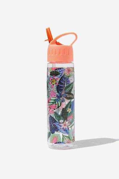 The Refresher Drink Bottle, RESORT FLORAL