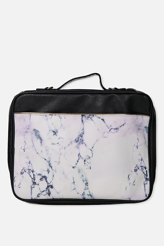 Mobile Laptop Folio, LUSH MARBLE