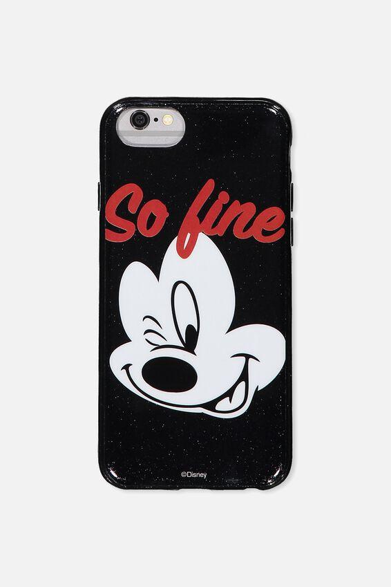 Disney Phone Cover Universal 6,7,8, LCN MICKEY SO FINE