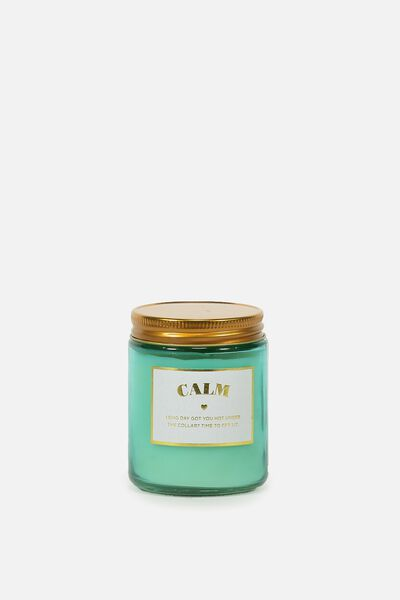Aura Candle, CALM