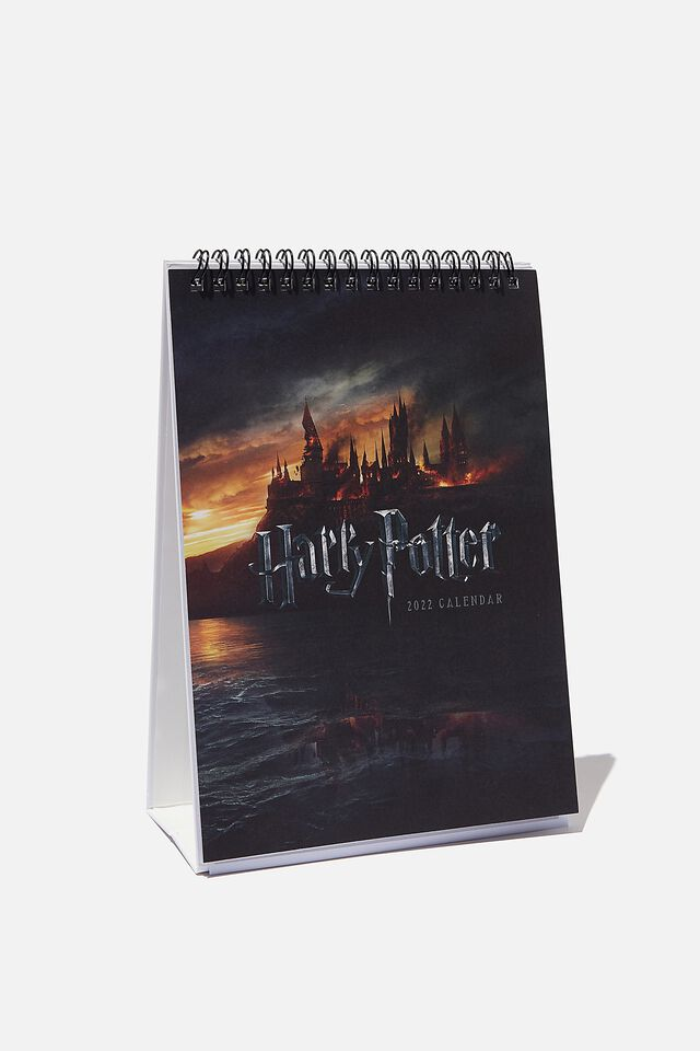 2022 Get A Date Desk Calendar, LCN WB HARRY POTTER
