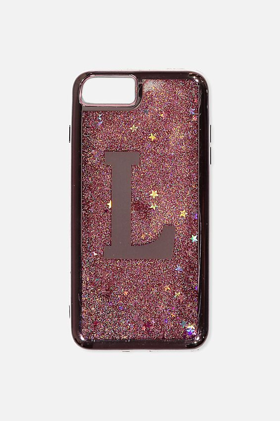 Shake It Phone Case 6, 7, 8 Plus, ROSE GOLD L