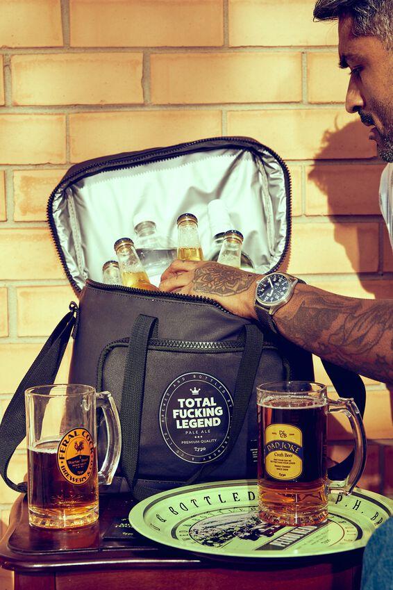 Day For It Cooler Bag, TOTAL F LEGEND!!