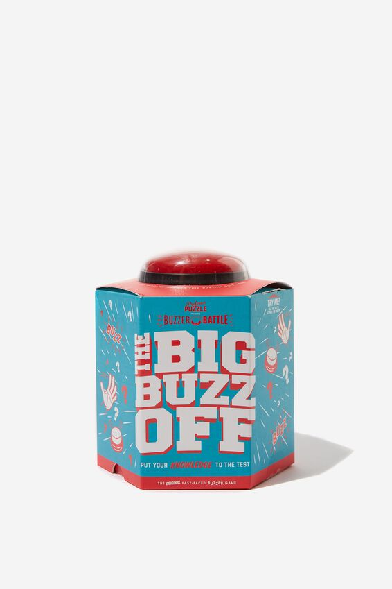 The Big Buzz Off Quiz, MULTI
