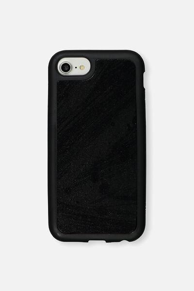 Superior Phone Case Universal 6,7,8, BLACK PAINT SPLATTER