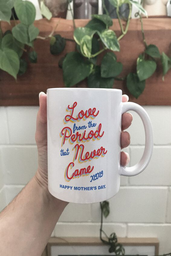 Limited Edition Anytime Mug, LOVE FROM