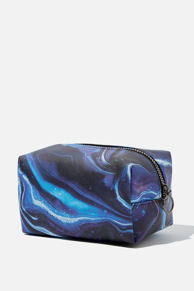 Made Up Cosmetic Bag, MOON MARBLE