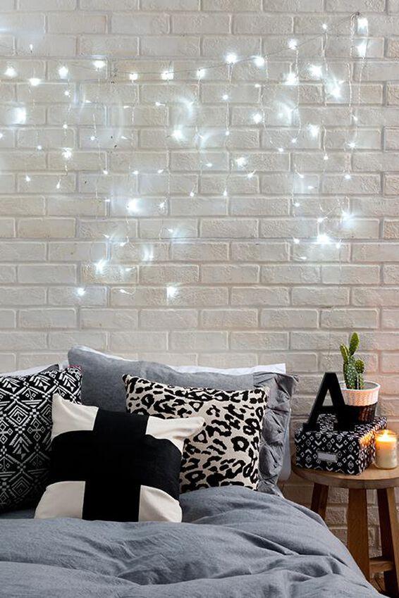 Curtain Lantern Lights, CLEAR