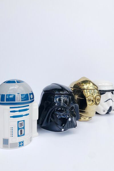 Star Wars Set Of 4 Mugs, LCN STAR WARS
