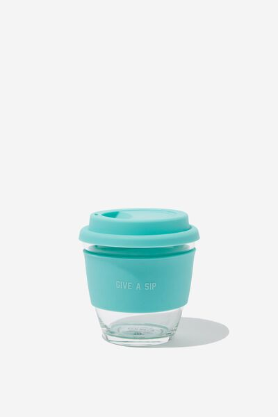 All Day Travel Cup 8Oz, AQUA