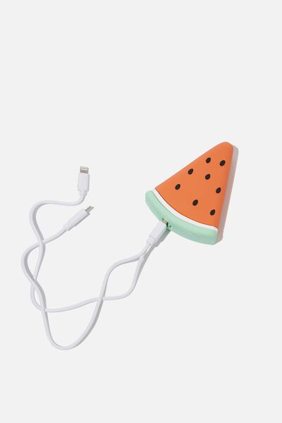 Shaped Charger, WATERMELON SLICE