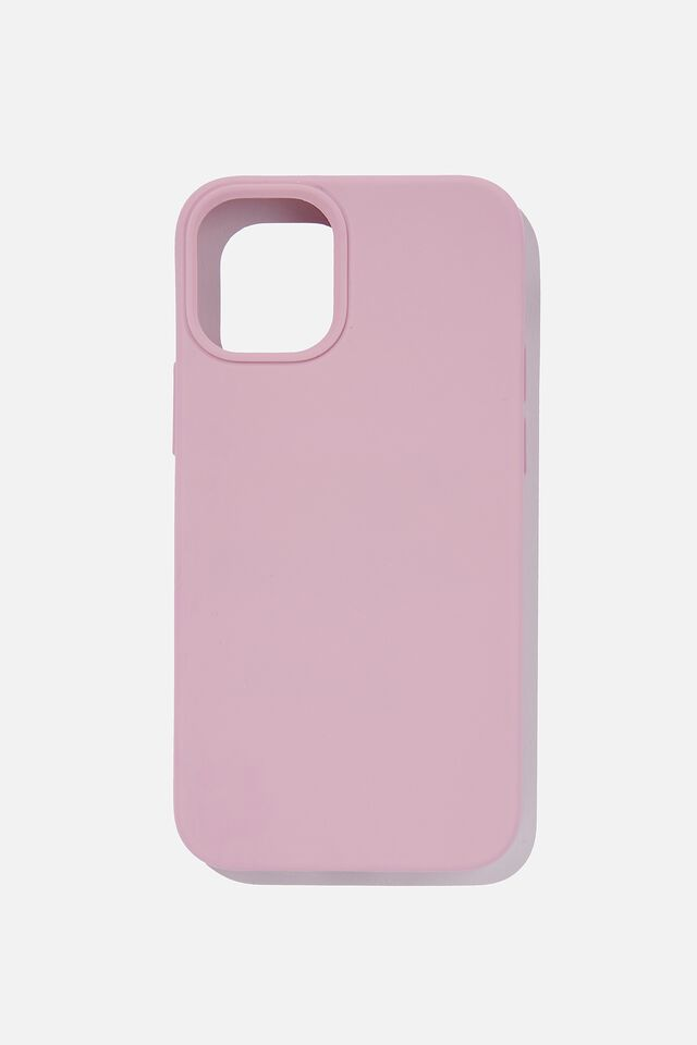 Recycled Phone Case Iphone 12 Mini, DUSTY LILAC