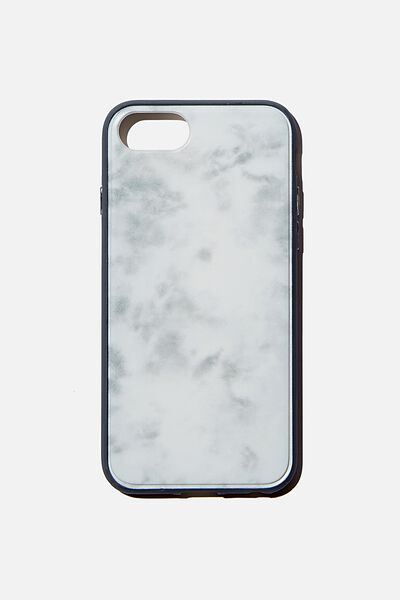 Protective Phone Case 6, 7, 8, SE, SPACEY TIE DYE COOL GREY