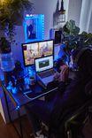 Usb Led Gamer Strip Light 5M, MULTI
