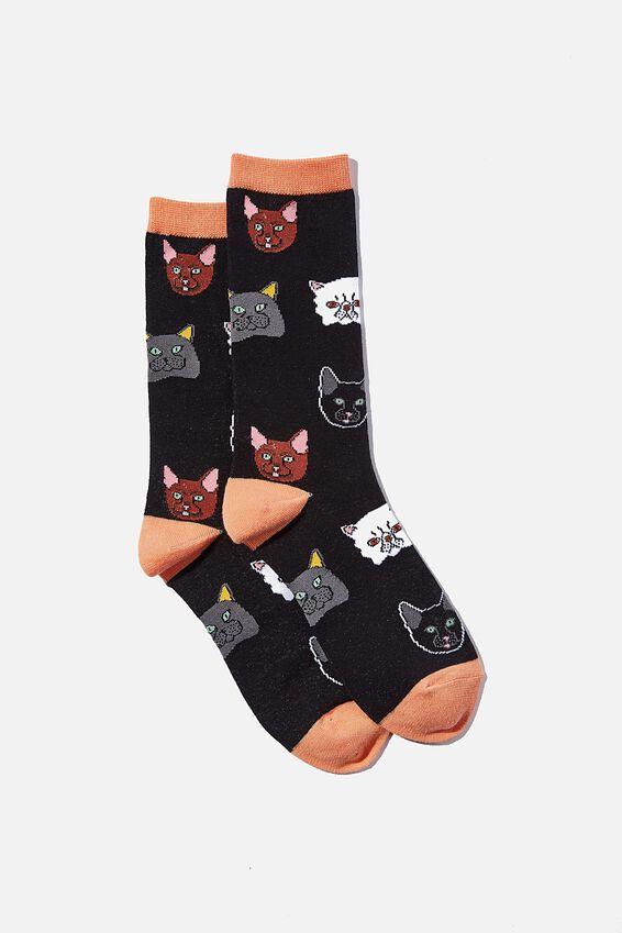Socks, WEIRD CATS