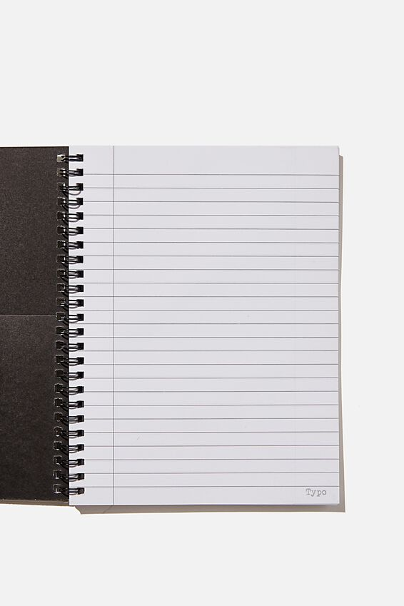 A5 Spinout Notebook Recycled, LCN IRVINS NEW YORK