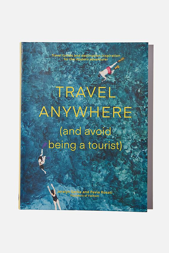 Travel Anywhere, ASSORTED