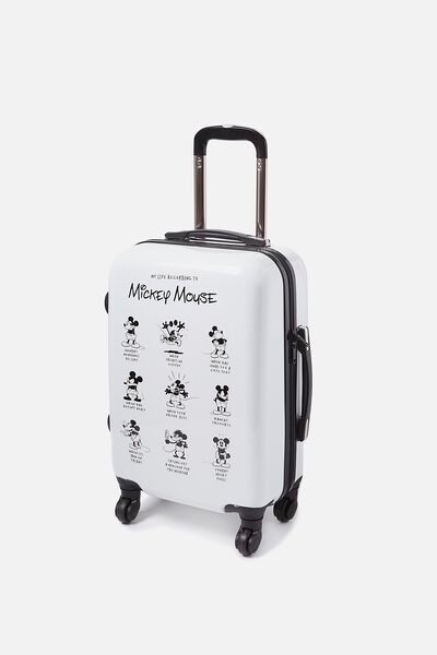 Lcn Small Suitcase, LCN VINTAGE MICKEY