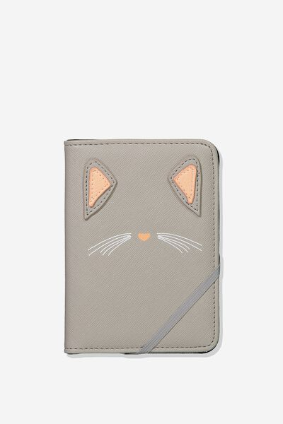 Rfid Passport Holder, NOVELTY CAT