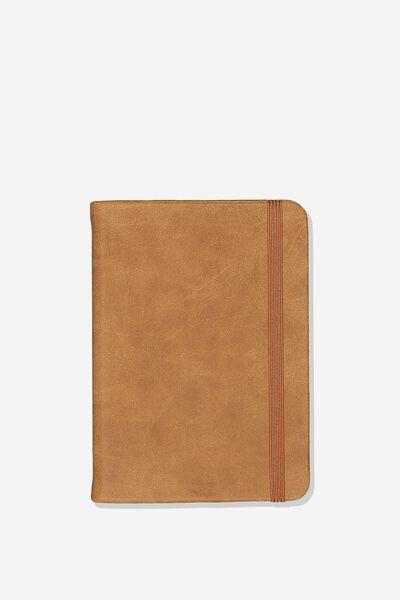 A6 Buffalo Journal, MID TAN