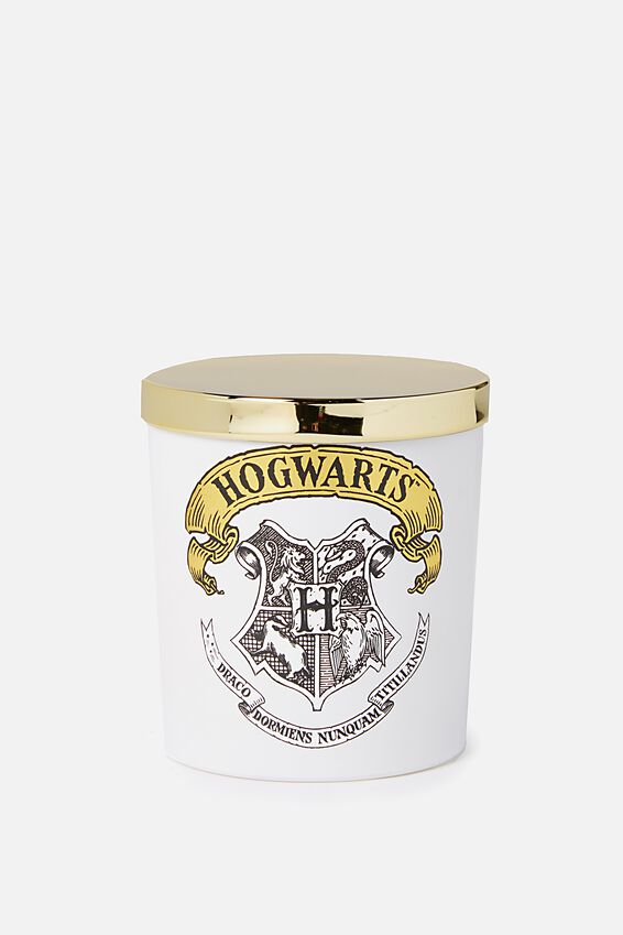Harry Potter House Reveal Candle, LCN HP YELLOW