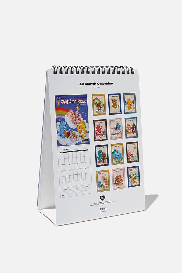 2022 Get A Date Desk Calendar, LCN CLC CAREBEARS