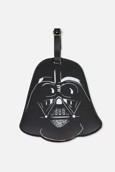 Shape Shifter Luggage Tag, LCN SHAPED DARTH