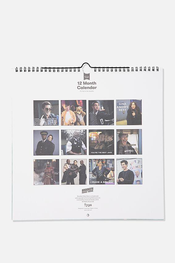 2020 Tv Show Calendar, LCN UNI BR BROOKLYN