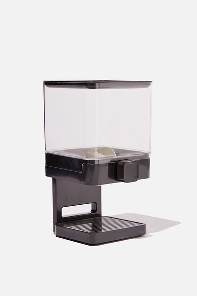 Food Dispenser, BLACK