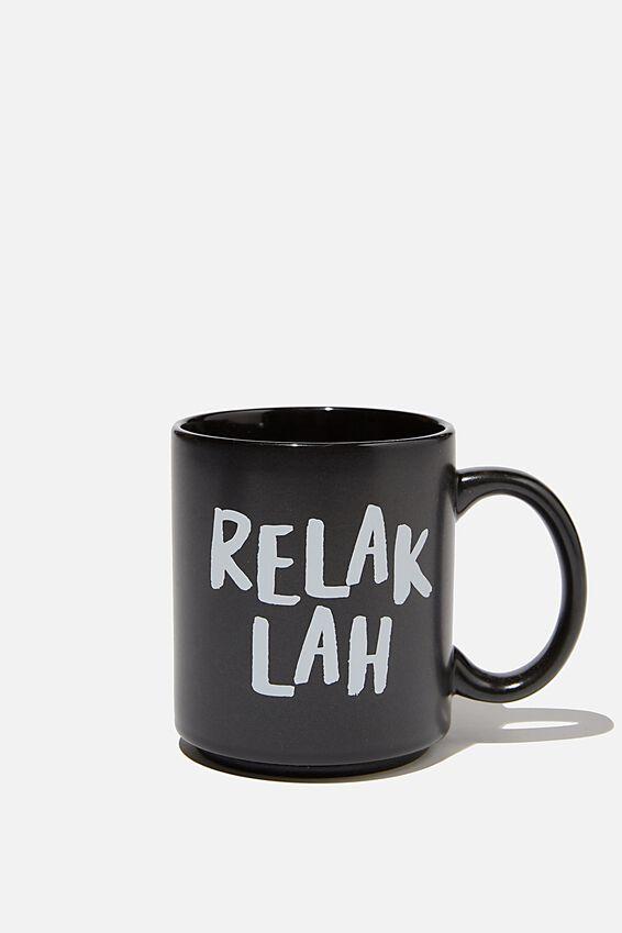Daily Mug, RG RELAK LAH