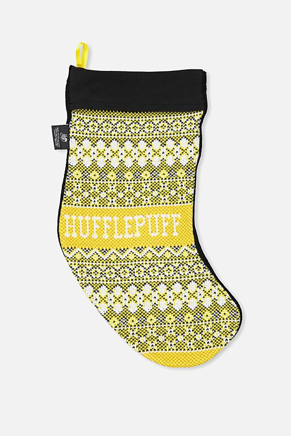 Christmas Stocking, LCN HP HUFFLEPUFF