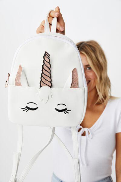 Mini Cairo Backpack, NUEVO UNICORN