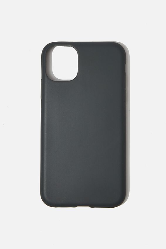 Slimline Recycled Phone Case Iphone 11, COOL GREY