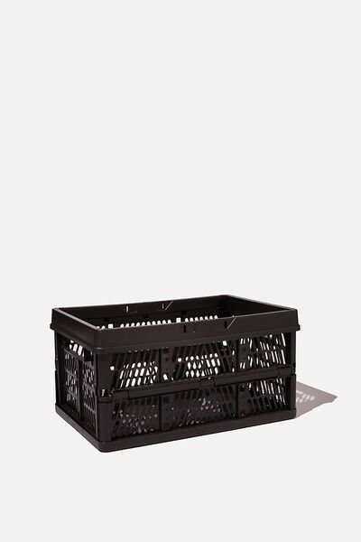 Midi Foldable Storage, BLACK