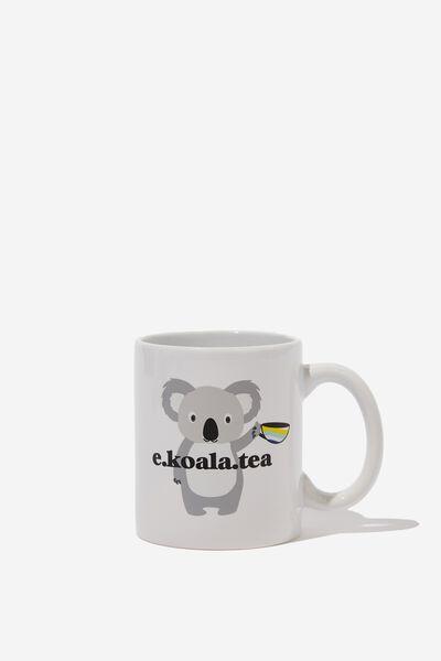 Anytime Mug, E. KOALA TEA