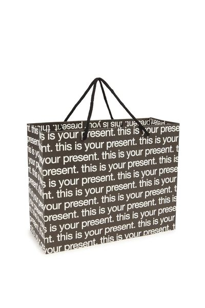 Stuff It Gift Bag - Medium, THIS IS YOUR PRESENT
