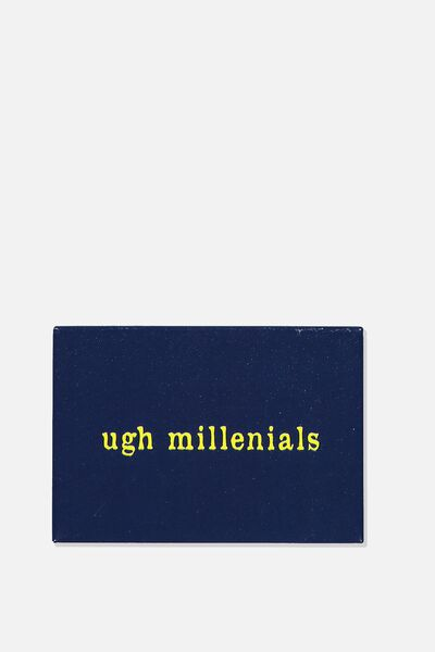 Quirky Magnets, MILLENIALS
