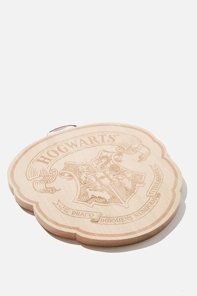 Cheese Board, LCN WB HPO HOGWARTS CREST