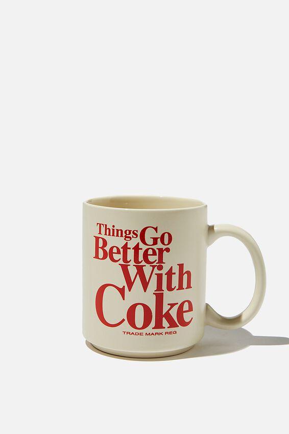 Daily Mug, LCN COK COKE