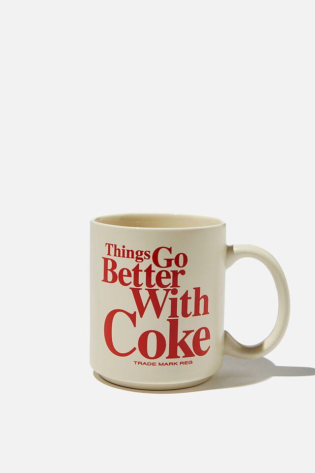 Coca Cola Daily Mug, LCN COK COKE