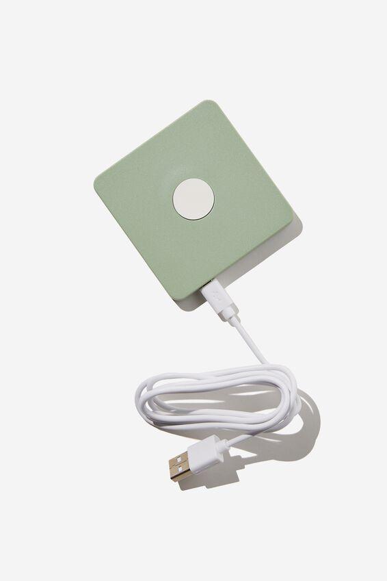 Wireless Charging Pad, GUMLEAF