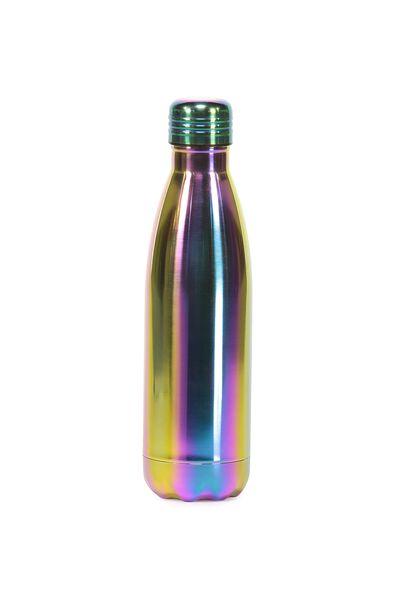 Metal Drink Bottle, OIL SLICK