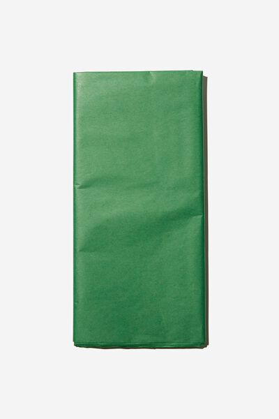 Tissue Paper, HERITAGE GREEN
