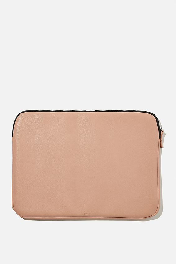Core Laptop Cover 15 Inch, NUDE PINK 2.0