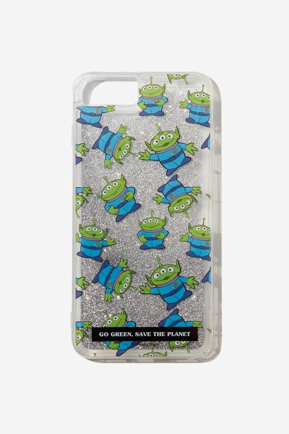 Toy Story Phone Case 6, 7, 8 Plus, LCN DIS ALIEN YARDAGE